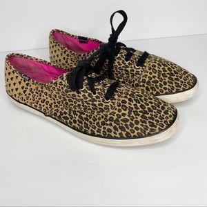 Keds Champion Leopard Heart Sneaker 9.5